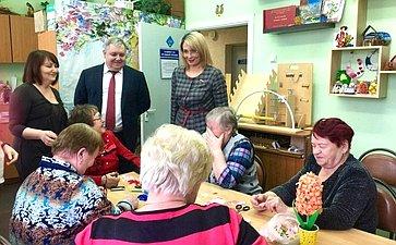 Наталия Косихина посетила ряд объектов вГаврилов-Ямском муниципальном районе Ярославской области