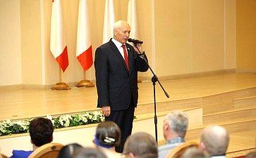 Н. Тихомиров принял участие вторжественных мероприятиях, посвященных Дню работника сельского хозяйства
