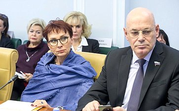 Татьяна Кусайко иВладимир Круглый