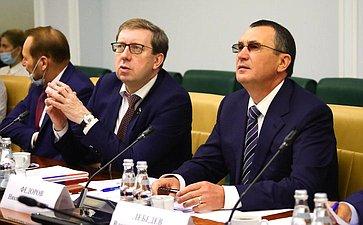 Алексей Майоров иНиколай Федоров