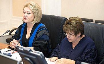 Заседание Комитета Совета Федерации понауке, образованию икультуре