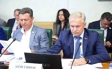 Сергей Гаевский иИльдус Ахметзянов