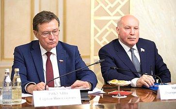 С. Рябухин иД. Мезенцев