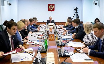 Н. Федоров провел заседание рабочей группы повопросам комплексного развития города-курорта Кисловодска