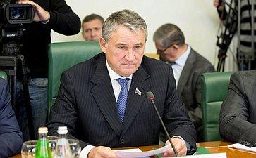 Ю. Воробьев провел очередное заседание Комитета общественной поддержки жителей Юго-Востока Украины