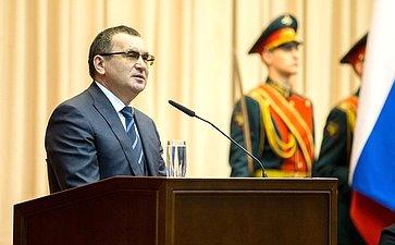 Н.Федоров поздравил сотрудников Следственного комитета РФ сюбилеем создания следственных органов