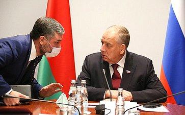 Сенаторы приняли участие впятьдесят девятой сессии Парламентского Собрания Союза Беларуси иРоссии
