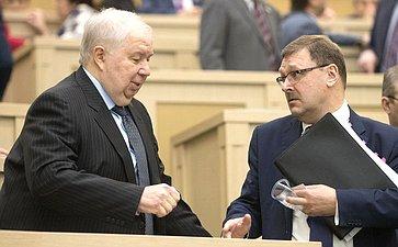 С. Кисляк иК. Косачев
