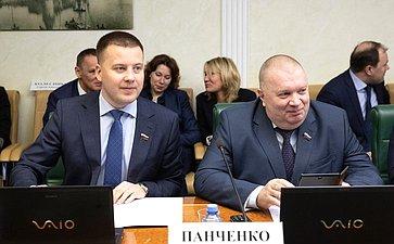 Александр Пронюшкин иИгорь Панченко