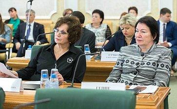 «Круглый стол» натему «Законодательное решение проблем отечественного здравоохранения»