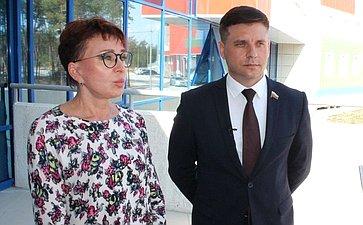 Татьяна Кусайко иЮрий Архаров