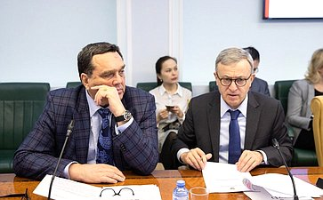 Сергей Иванов иМухарбий Ульбашев