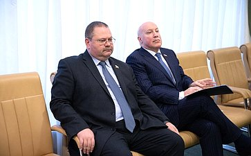 Олег Мельниченко иДмитрий Мезенцев