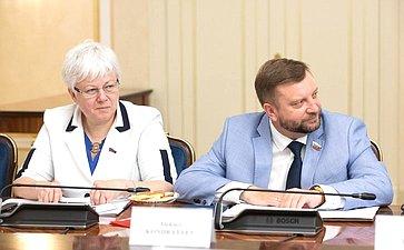 Ольга Тимофеева иАлексей Кондратьев