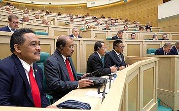 444-е заседание Совета Федерации