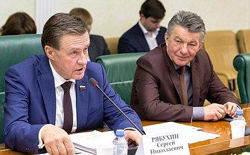 Сергей Рябухин иВиктор Озеров