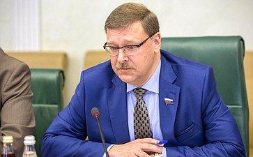 К.Косачев: Необходимо выработать дальнейшие действия России всвязи срешением CAS опаралимпийской сборной
