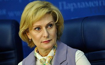 И.Святенко: ВСовете Федерации ведется работа поподготовке законопроекта обосновах системы профилактики семейно-бытового насилия