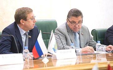 А. Майоров иВ. Тимченко