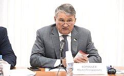 Ю.Воробьев: Декларации одоходах ирасходах сенаторов за2016год опубликованы наофициальном Интернет-сайте СФ