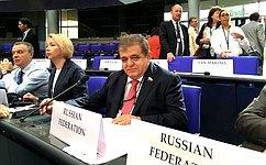Платформа ОБСЕ должна использоваться для сближения позиций ипоиска путей выхода изкризиса евробезопасности— В.Джабаров