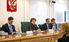 Для реализации национальных проектов нужна современная инфраструктура поддержки социальных инноваций– Г.Карелова