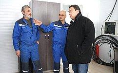ВРеспублике Алтай активно переходят наальтернативные способы генерации энергии– В.Полетаев