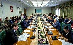 Комитет СФ поэкономической политике рекомендовал одобрить расширение территории свободной экономической зоны вКрыму
