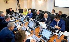 Сенаторы обсудили создание новых мест вобразовательных учреждениях Архангельской области