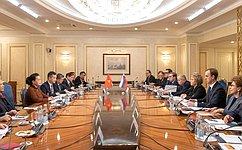 В. Матвиенко: Развитие стратегического партнерства сВьетнамом является одним изключевых направлений внешней политики России