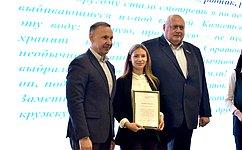 О. Алексеев: Необходимо развивать чувство патриотизма уподрастающего поколения