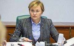 Л.Бокова: Российские парламентарии нацелены насотрудничество сзаконодателями АТПФ, втом числе всфере культуры итуризма