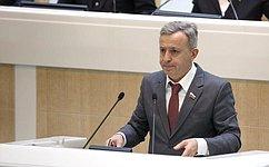 СФ одобрил поправки всвязи спринятием закона оединовременной денежной выплате гражданам, получающим пенсию