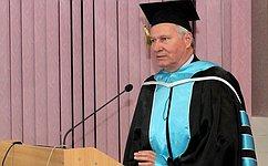 Г. Савинов: Уровень подготовки студентов Ульяновского государственного университета отвечает современным требованиям образования