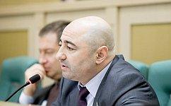 Сенаторы обсудили проблемы валютных ипотечных заемщиков, вопросы доступа отечественной сельхозпродукции вмагазины исоздание площадки для взаимодействия парламентариев России иУкраины