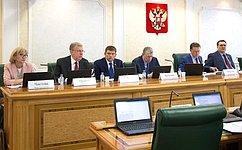 Комитет СФ побюджету ифинансовым рынкам поддержал закон, позволяющий оперативно принимать решения пореализации нацпроектов