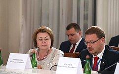 З. Драгункина: Необходимо усилить работу посбережению иразвитию русского языка илитературы– нашего общего великого достояния