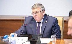 Сенаторы рекомендовали кодобрению СФ законы обисполнении бюджетов государственных внебюджетных фондов