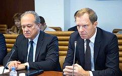 ВСовете Федерации обсудили размеры платы заотопление