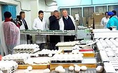 В. Наговицын обсудил вопросы модернизации производства продукции сельского хозяйства вБурятии