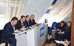 Правовое регулирование взаимоотношений поставщиков ипотребителей газа обеспечит безопасность граждан— С.Лукин
