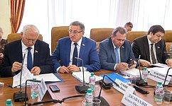 ВСФ обсудили развитие законодательства вобласти обеспечения прав коренных малочисленных народов