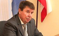 С. Цеков: Работа собращениями граждан– это прямая связь слюдьми