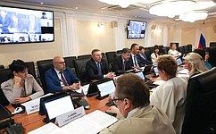 ВКомитете СФ посоциальной политике обсудили актуальные вопросы обеспечения подготовки спортивного резерва