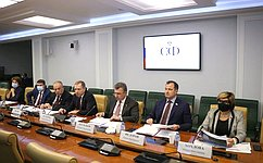 А. Кутепов провел «круглый стол» натему «Устойчивое водоснабжение Республики Крым– основа социально-экономического развития региона»