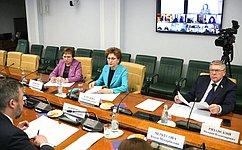Подведены итоги государственной программы «Доступная среда»— Г.Карелова