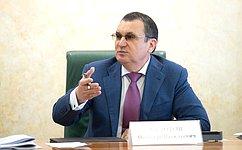 Н.Федоров принял участие взаседании Национального антитеррористического комитета