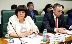 ВСовете Федерации обсудили критерии создания судебных участков для осуществления деятельности мировых судей