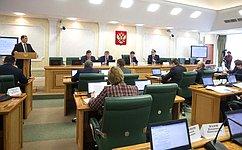 Проблемы сбалансированности региональных бюджетов рассмотрел Комитет СФ побюджету ифинансовым рынкам