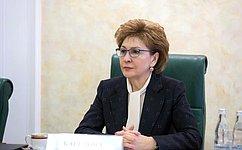 Г. Карелова: Работники ликвидируемых предприятий получат дополнительные гарантии